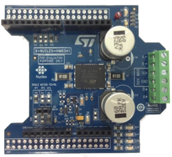 STMicroelectronics X-NUCLEO-IHM09M1 X-Nucleo-Ihm Motor Kontroll Expansion Boa