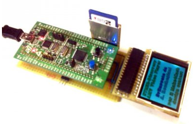 Stm32 tft example