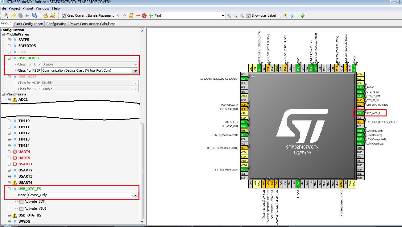 STM32clk